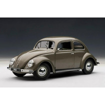 Vw Sedan 1955 Escarabajo/beetle Escala 1:18 Autoart 79777