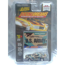 Johnny Lightning - Funny Car U. S. Army De 1998