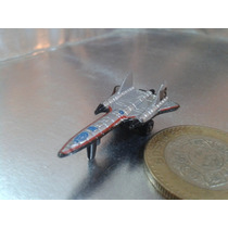 Galoob - Avion Sr-71 Blackbird Tipo Micro Machines De 1989