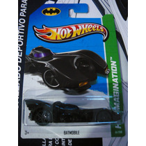 Batmobile 2013 Hotwheels Tim Burton Batman No T-hunt