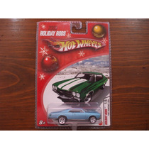 Hot Wheels 2005 Holiday Rods 1967 Pontiac Gto