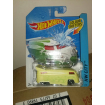Hotwheels Volkswagen Drag Bus Color Shifter