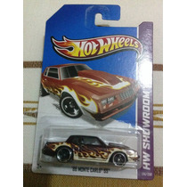 Hot Wheels 86 Monte Carlo Ss