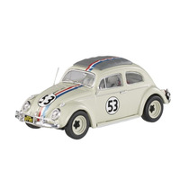 1963 Volkswagen Beetle Escarabajo Herbie Love Bug Elite 1:43