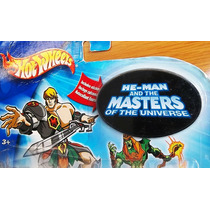 Hot Wheels He-man And The Masters Of The Universe !