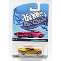 Datsun Bluebird 510 Color Dorado Seríe Cool Classics