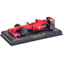 Ixo Formula 1 Ferrari F60 Fisichella ´09 1/43 Die Cast Metal