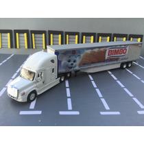 Trailer Freightliner Cascadia Bimbo Tonkin Réplicas Esc 1:87