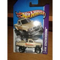 Hotwheels 1987 Toyota Pickup 2012
