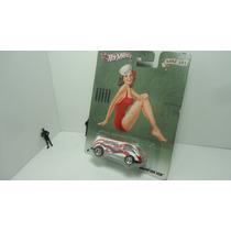 Hotwheels Dream Van Nostalgia Llantas De Goma, Importado...