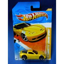 2011 Hot Wheels Premiere ´11 Corvette Grand Sport Amarillo