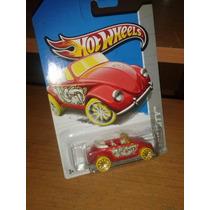 Hotwheels Volkswagen Beetle 2012