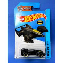 2013 Hot Wheels Hw City Batman Live! Batmobile
