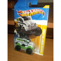 Hotwheels Monster Dairy Delivery 2011