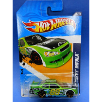 2011 Hot Wheels Faster Than Ever 12 2010 Chevy Impala Verde