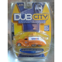 Jada - 39 Dodge Airflow Tanker Dub City Del 2007 En Blister