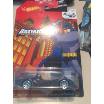 Hot Wheels De Coleccion Batimovil 75 Aniv. B&b 8/8 Bvf