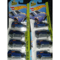 Hotwheels Ford Transit Connect Lote 10 Piezas