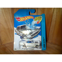 Hot Wheels Chevy 57 W Engine Hw City 34/48 Colour Shifter