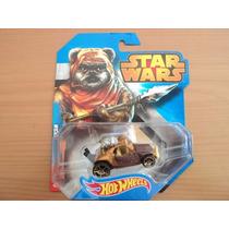 Hot Wheels Disney Star Wars Ewook Wicket