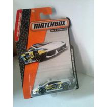 Matchbox Lamborghini Gallardo Lp 560-4 Police