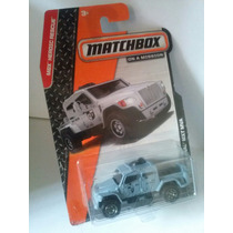 Matchbox International Mxt Mva