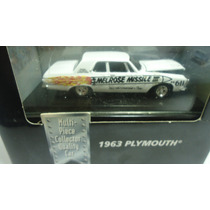 Hotwheels Collectibles Black Box Plymouth Promoción,..