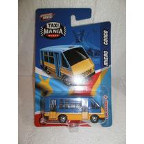 Taxi Mania Camion Micro Congo Azul/amarillo