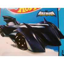 Batman The Brave And The Bold 2015 Hot Wheels Hw City 63/250