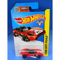 2013 Hot Wheels Carbonic Rojo # 114 Hw Off-road
