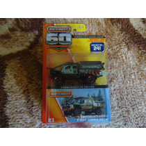 2013 Matchbox 60th Anniv #21 Superlift Ford F-350 Super Duty