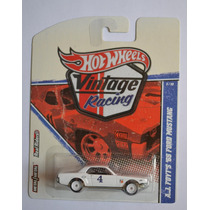 1965 Ford Mustang A.j Foyt´s Vintage Racing
