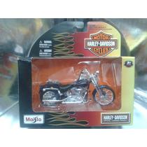 Maisto - Harley Davidson 2001 Fxsts Springer Softail De 2010