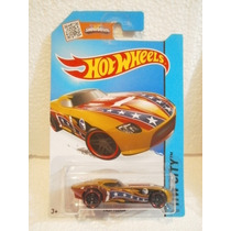 Hot Wheels Fast Felion Dorado/rojo 69/250 2015 T Hunt