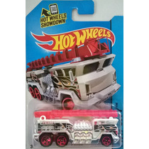 Hot Wheels - 5 Alarm - Bomberos - 2015