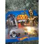 Star Wars Hot Wheels De Colección Por Paquete