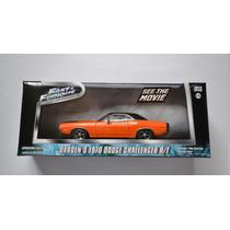 Darden´s 1970 Dodge Challenger Rápido Furioso Fast & Furious