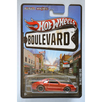 1984 Ford Mustang Svo Hot Wheels Boulevard