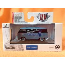 Vw Delivery Van Usa Model 1960 M2 Machines - 01:64