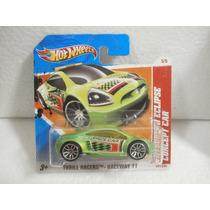 Hot Wheels Mitsubishi Eclipse Concept Car Verde 221/244 2011