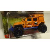 Matchbox Jeep Series Wrangler Superlift Naranja ...