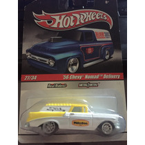 Hot Wheels Real Riders 56 Chevy Nomad Delivery 27/34