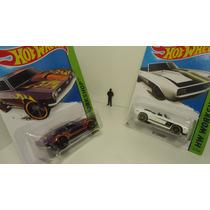 Hotwheels Copo Camaro 68 Y 69 Duo Promoción Ganalo...!!!
