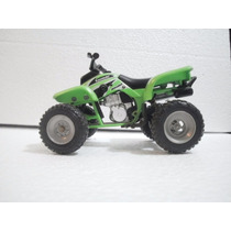 Spinmaster Toys Cuatrimoto Kawasaki Verde