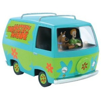 Ronda 2 Polar Lights Scooby Doo Misterio Kit Modelo De Máqui