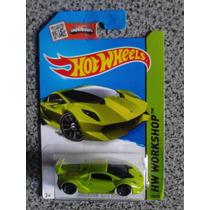 Hot Wheels Lamborghini Sesto Elemento Verde