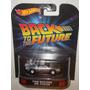 Hot Wheels Retro Delorean Time Machine Mr Fusion Future