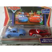 Sally Y Mc Queen Lighting Cars
