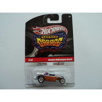 Hot Wheels Real Riders Garage 2009 Volkswagen Beetle