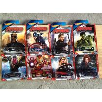 Serie Avengers Hot Wheels